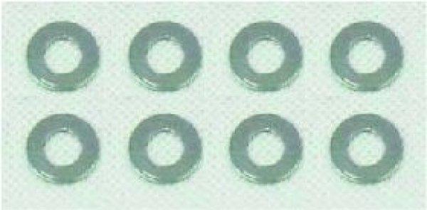 画像1: アルミカラー(グレー)8枚入り (1)