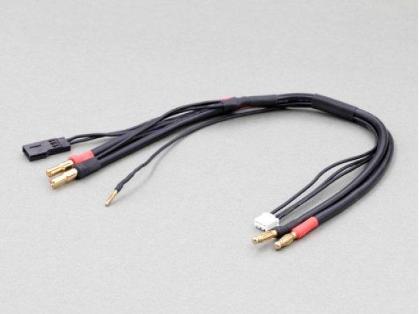 画像1: 3 in 1 12AWG 充電ケーブル(4+5ミリと受信機コネクター) (1)