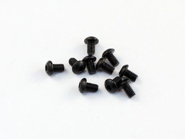 画像1: ボタンビス M2.5x4mm(10個入) (1)